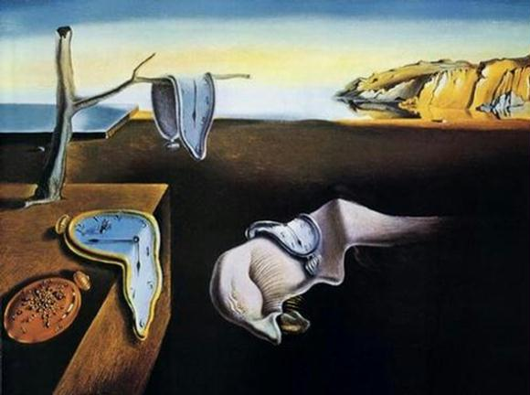 Dali understood the concept of gaming time