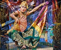 KEBYAR DANCE